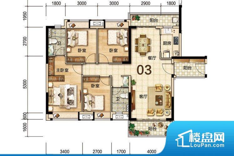 全明户型,每一个空间都带有窗户,保证后期居住时能够充分采光和透气;通透户型,保证空气能够流通起来,空气质量较好;采光较好,保证居住舒适度。各个功能区间面积大小都比较合理,后期使用起来比较方便,居住舒适度高。公摊高于15%且低于25%,整体得房率不算太高。