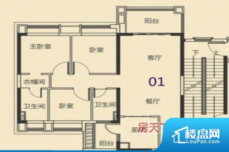 各个空间都很方正,方便后期家具的摆放。不通风,南方会非常潮湿,特别是在雨季。而北方干燥会加重干燥的情况。整个户型空间布局合理,真正做到了干湿分离、动静分离,方便后期生活。客厅、卧室、卫生间和厨房等主要功能间尺寸以及比例合适,方便采光、通风,后期居住方便。公摊低于15%,得房率高;但是由于公摊太低,小区内基本设施可能很难保证。