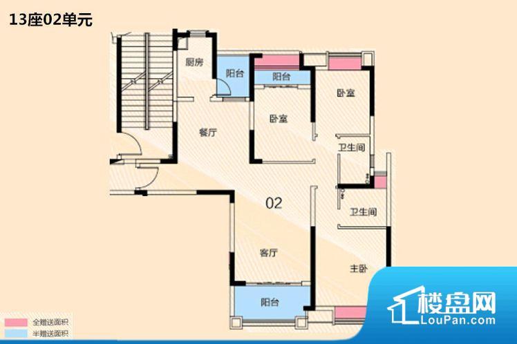 整个空间方正,拐角少,后期利用难度低,提升整个空间的利用率。整个空间不够通透,不利于空气流通,尤其是夏天会比较热。整个户型空间布局合理,真正做到了干湿分离、动静分离,方便后期生活。客厅、卧室、卫生间和厨房等主要功能间尺寸以及比例合适,方便采光、通风,后期居住方便。公摊小,得房率高。小区公共设施可能不够完善。