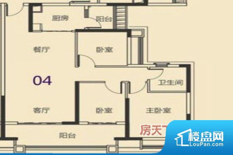 整个空间方正,拐角少,后期利用难度低,提升整个空间的利用率。无穿堂风,室内空气无法对流,会导致过于潮湿或者干燥。厨房门对着客厅会有油烟方面的困扰,不过通风好也可以忽略。卧室作为较为重要的休息空间,尺寸合适,有利于主人更好的休息;客厅作为重要的会客空间,尺寸合适,能够保证主人会客需求。卫生间和厨房作为重要的功能区间,尺寸合适,能够很好的满足主人生活需求。公摊小,得房率高。小区公共设施可能不够完善。