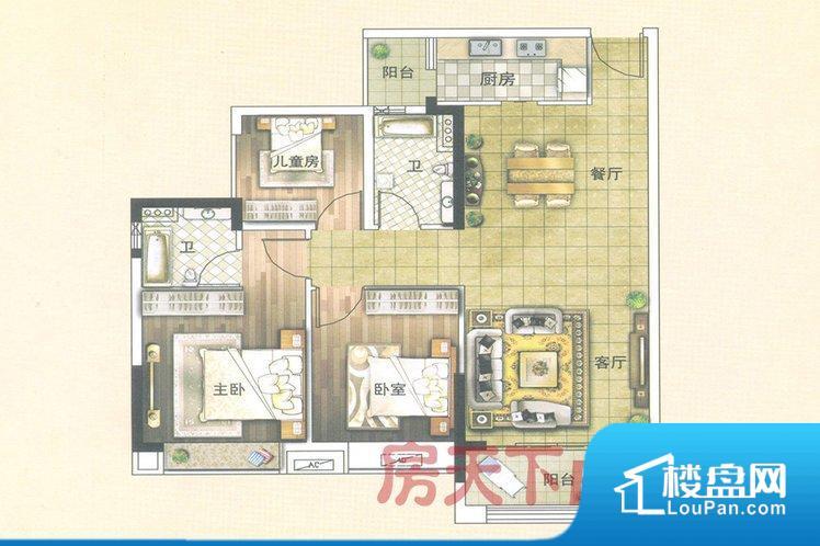 各个空间方正,后期空间利用率高。全明户型,每一个空间都带有窗户,保证后期居住时能够充分采光和透气;通透户型,保证空气能够流通起来,空气质量较好;采光较好,保证居住舒适度。厨房门朝向客厅,做饭时油烟对客厅影响较大。客厅、卧室、卫生间和厨房等主要功能间尺寸以及比例合适,方便采光、通风,后期居住方便。公摊相对合理,一般房子公摊基本都在此范畴。日常使用基本满足。