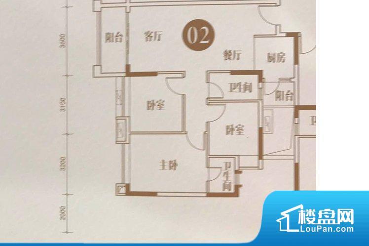 各个空间都很方正,方便后期家具的摆放。重要空间非南向或者东向,不能很好的保证采光,居住舒适度不高。厨卫等重要的使用较为频繁的空间布局合理,方便使用,并且能够保证整个空间的空气质量。卧室作为较为重要的休息空间,尺寸合适,有利于主人更好的休息;客厅作为重要的会客空间,尺寸合适,能够保证主人会客需求。卫生间和厨房作为重要的功能区间,尺寸合适,能够很好的满足主人生活需求。公摊相对合理,一般房子公摊基本都在