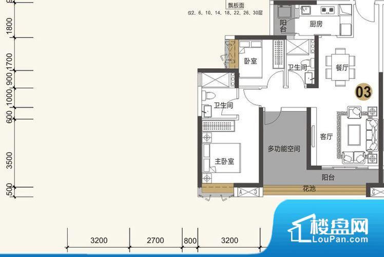 各个空间方正,后期空间利用率高。卫生间如没有窗子,可加管道通风,但是相对来说卫生间有窗户是好的情况,利于排湿,不会使湿气进到室内。厨房门朝向,做饭产生油烟和噪音对客厅有影响。各个功能区间面积大小都比较合理,后期使用起来比较方便,居住舒适度高。公摊相对合理,一般房子公摊基本都在此范畴。日常使用基本满足。