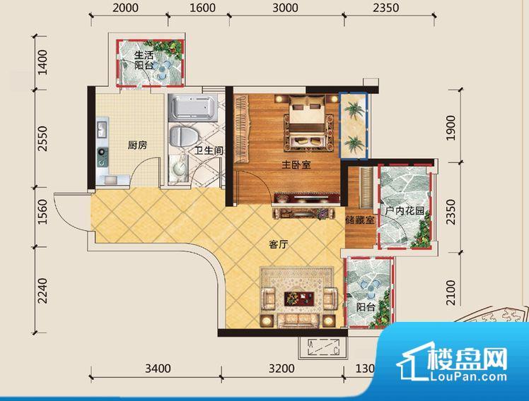 次重要空间不够方正,家具不好摆放,而且容易浪费空间。不通风,南方会非常潮湿,特别是在雨季。而北方干燥会加重干燥的情况。主人去卫生间要传堂入室,整个动线过长,使用起来不方便。客厅、卧室、卫生间和厨房等主要功能间尺寸以及比例合适,方便采光、通风,后期居住方便。公摊低于15%,属于目前市场中公摊很低的户型;小区内公共设施可能存在不完善的情况,需要综合考虑后再做出是否购买的决定。