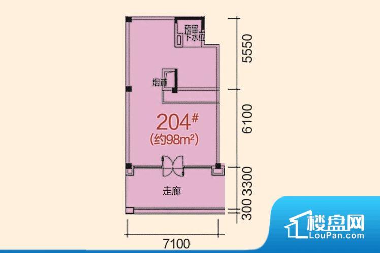 各个空间方正,后期空间利用率高。整个空间采光很好,主卧和客厅均能够保证很好的采光;并且能真正做到全明通透,整个空间空气好。卧室位置合理,能够保证足够安静,客厅的声音不会影响卧室的休息;卫生间位置合理,使用起来动线比较合理;厨房位于门口,方便使用和油烟的排出。客厅、卧室、卫生间和厨房等主要功能间尺寸以及比例合适,方便采光、通风,后期居住方便。公摊小,得房率高。小区公共设施可能不够完善。