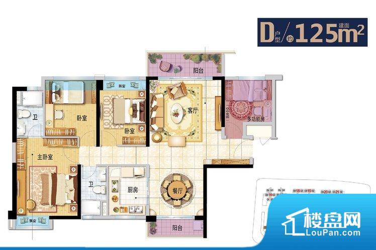 各个空间都很方正,方便后期家具的摆放。全明通透的户型,居住舒适度较高。整个空间有充足的采光,这一点对于后期居住,尤其重要。卧室位置合理,能够保证足够安静,客厅的声音不会影响卧室的休息;卫生间位置合理,使用起来动线比较合理;厨房位于门口,方便使用和油烟的排出。客厅、卧室、卫生间和厨房等主要功能间尺寸以及比例合适,方便采光、通风,后期居住方便。公摊低于15%,属于目前市场中公摊很低的户型;小区内公共设