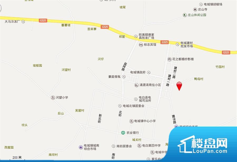 海景明珠新城效果图