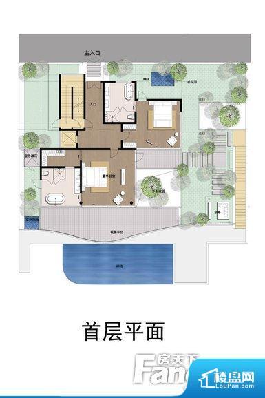 国美·海棠湾户型图