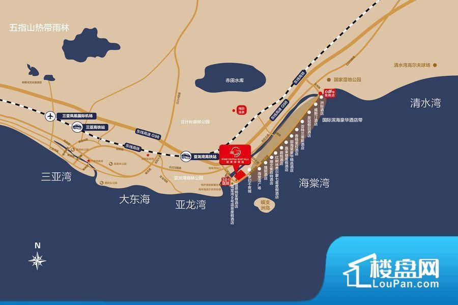 国美·海棠湾效果图