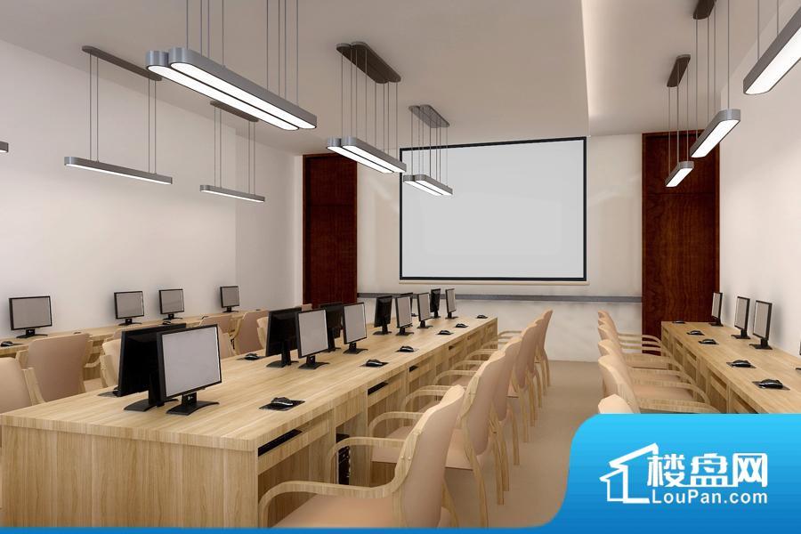 多媒体教室装修效果图