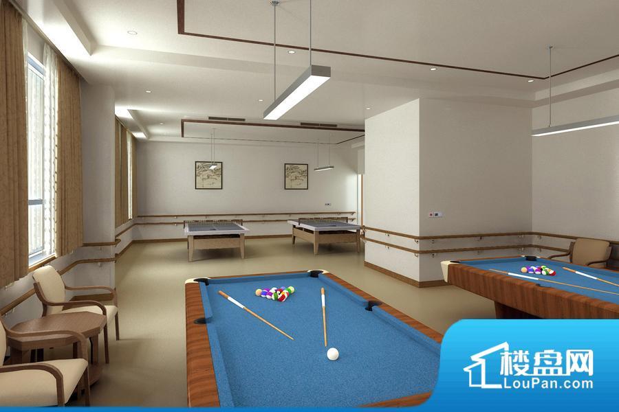 球类活动室装修效果图