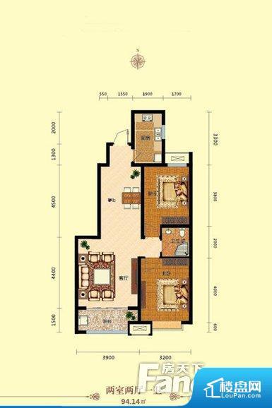 各个空间方正,后期空间利用率高。不通风,南方会非常潮湿,特别是在雨季。而北方干燥会加重干燥的情况。卫生间无对外窗户,采光不好,不利于后期使用过程中的排风透气。厨卫等重要的使用较为频繁的空间布局合理,方便使用,并且能够保证整个空间的空气质量。客厅、卧室、卫生间和厨房等主要功能间尺寸以及比例合适,方便采光、通风,后期居住方便。公摊相对合理,一般房子公摊基本都在此范畴。日常使用基本满足。