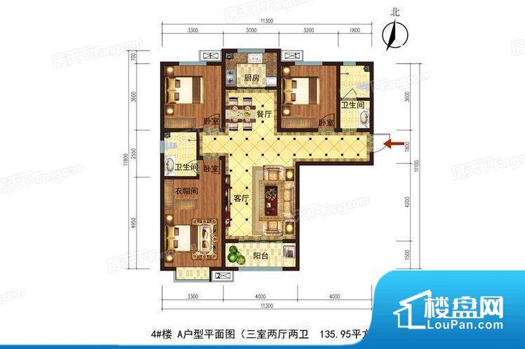 各个空间方正,后期空间利用率高。全明通透的户型,居住舒适度较高。整个空间有充足的采光,这一点对于后期居住,尤其重要。卫生间门朝向人较多的区域,导致区域空气不好,舒适度差。厨房门朝向客厅,做饭时油烟对客厅影响较大。卧室作为较为重要的休息空间,尺寸合适,有利于主人更好的休息;客厅作为重要的会客空间,尺寸合适,能够保证主人会客需求。卫生间和厨房作为重要的功能区间,尺寸合适,能够很好的满足主人生活需求。公