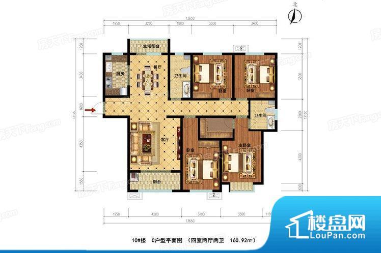 整个空间方正,拐角少,后期利用难度低,提升整个空间的利用率。整个空间采光很好,主卧和客厅均能够保证很好的采光;并且能真正做到全明通透,整个空间空气好。卧室位置合理,能够保证足够安静,客厅的声音不会影响卧室的休息;卫生间位置合理,使用起来动线比较合理;厨房位于门口,方便使用和油烟的排出。客厅、卧室、卫生间和厨房等主要功能间尺寸以及比例合适,方便采光、通风,后期居住方便。公摊高于15%且低于25%,整