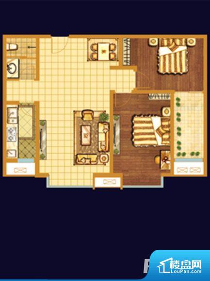 各个空间方正,后期空间利用率高。整个空间不够通透,不利于空气流通,尤其是夏天会比较热。卫生间无对外窗户,采光不好,不利于后期使用过程中的排风透气。卧室位置合理,能够保证足够安静,客厅的声音不会影响卧室的休息;卫生间位置合理,使用起来动线比较合理;厨房位于门口,方便使用和油烟的排出。各个功能区间面积大小都比较合理,后期使用起来比较方便,居住舒适度高。公摊小,得房率高。小区公共设施可能不够完善。