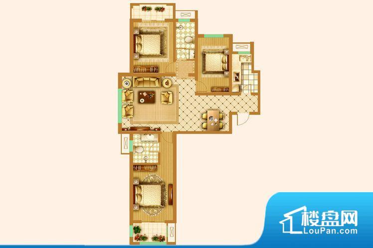 各个空间方正,后期空间利用率高。全明户型,每一个空间都带有窗户,保证后期居住时能够充分采光和透气;通透户型,保证空气能够流通起来,空气质量较好;采光较好,保证居住舒适度。卧室门朝向比较吵闹的区域,不利于主人休息。客厅、卧室、卫生间和厨房等主要功能间尺寸以及比例合适,方便采光、通风,后期居住方便。公摊小,得房率高。小区公共设施可能不够完善。