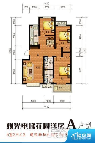 各个空间方正,后期空间利用率高。整个空间采光很好,主卧和客厅均能够保证很好的采光;并且能真正做到全明通透,整个空间空气好。卧室门朝向客厅,外人可以一目了然的看到卧室,私密性较差。客厅、卧室、卫生间和厨房等主要功能间尺寸以及比例合适,方便采光、通风,后期居住方便。公摊高于15%且低于25%,整体得房率不算太高。