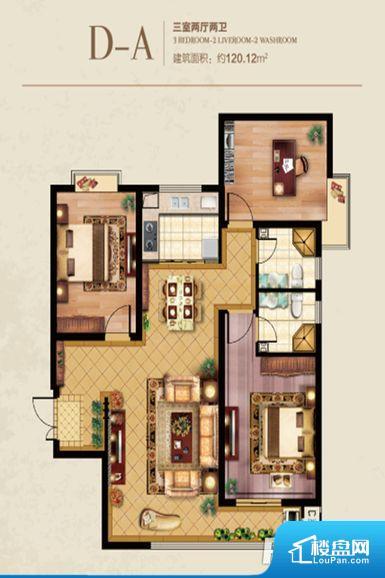整个空间方正,拐角少,后期利用难度低,提升整个空间的利用率。整个空间采光很好,主卧和客厅均能够保证很好的采光;并且能真正做到全明通透,整个空间空气好。主卧无卫生间,客卫在公共位置,自然主人需要和其他人共用,难免会发生不够用的情况。客厅、卧室、卫生间和厨房等主要功能间尺寸以及比例合适,方便采光、通风,后期居住方便。