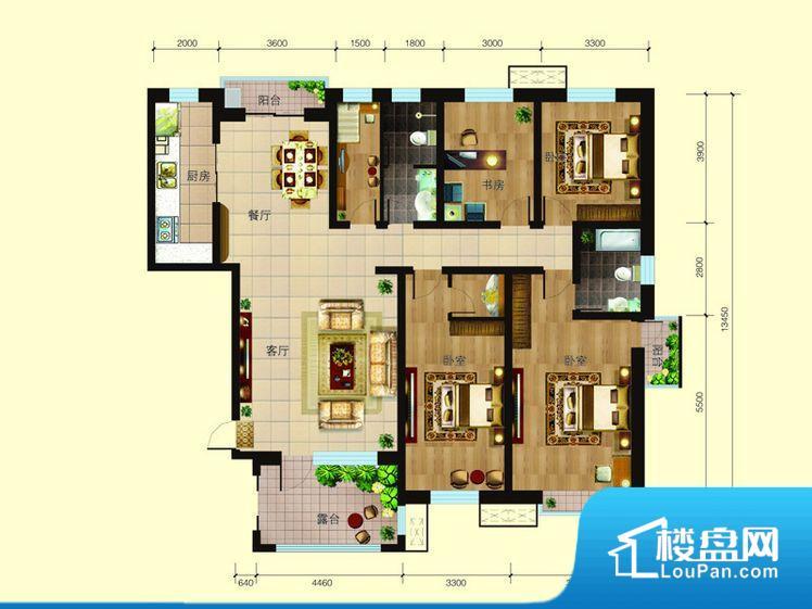 整个空间方正,拐角少,后期利用难度低,提升整个空间的利用率。全明户型,每一个空间都带有窗户,保证后期居住时能够充分采光和透气;通透户型,保证空气能够流通起来,空气质量较好;采光较好,保证居住舒适度。厨房较深,经过客厅会造成客厅有些油烟污染空气,而且在客厅作息的人易被噪音打搅,整体感觉不够安静。各个功能区间面积大小都比较合理,后期使用起来比较方便,居住舒适度高。公摊相对合理,一般房子公摊基本都在此范
