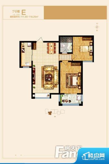 各个空间都很方正,方便后期家具的摆放。不通风,南方会非常潮湿,特别是在雨季。而北方干燥会加重干燥的情况。卫生间门朝向人较多的区域,导致区域空气不好,舒适度差。客厅、卧室、卫生间和厨房等主要功能间尺寸以及比例合适,方便采光、通风,后期居住方便。公摊相对合理,一般房子公摊基本都在此范畴。日常使用基本满足。