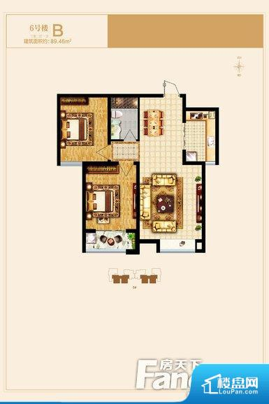 整个空间方正,拐角少,后期利用难度低,提升整个空间的利用率。全明通透的户型,居住舒适度较高。整个空间有充足的采光,这一点对于后期居住,尤其重要。卫生间朝向客厅私密性较差,卫生间朝向餐厅产生的气味及细菌对餐厅影响较大,卫生间朝向卧室,产生的气味对卧室有影响。卧室作为较为重要的休息空间,尺寸合适,有利于主人更好的休息;客厅作为重要的会客空间,尺寸合适,能够保证主人会客需求。卫生间和厨房作为重要的功能区