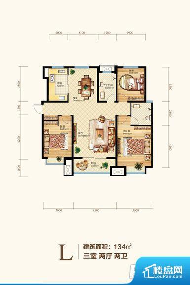 各个空间都很方正,方便后期家具的摆放。全明通透的户型,居住舒适度较高。整个空间有充足的采光,这一点对于后期居住,尤其重要。卫生间门朝向人较多的区域,导致区域空气不好,舒适度差。各个功能区间面积大小都比较合理,后期使用起来比较方便,居住舒适度高。公摊相对合理,一般房子公摊基本都在此范畴。日常使用基本满足。