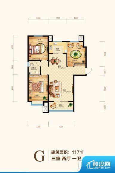 整个空间方正,拐角少,后期利用难度低,提升整个空间的利用率。整个空间采光很好,主卧和客厅均能够保证很好的采光;并且能真正做到全明通透,整个空间空气好。主人去卫生间要传堂入室,整个动线过长,使用起来不方便。卧室作为较为重要的休息空间,尺寸合适,有利于主人更好的休息;客厅作为重要的会客空间,尺寸合适,能够保证主人会客需求。卫生间和厨房作为重要的功能区间,尺寸合适,能够很好的满足主人生活需求。公摊相对合
