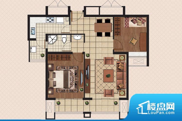 各个空间方正,后期空间利用率高。不通风,南方会非常潮湿,特别是在雨季。而北方干燥会加重干燥的情况。主卧无卫生间,客卫在公共位置,自然主人需要和其他人共用,难免会发生不够用的情况。卧室门朝向客厅,外人可以一目了然的看到卧室,私密性较差。卫生间对餐厅是不太卫生,而且又会有细菌。对着客厅也不太好,有种不太礼貌的感觉。如此感觉户型设计上有硬伤。各个功能区间面积大小都比较合理,后期使用起来比较方便,居住舒适