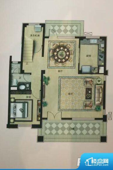 各个空间都很方正,方便后期家具的摆放。全明户型,每一个空间都带有窗户,保证后期居住时能够充分采光和透气;通透户型,保证空气能够流通起来,空气质量较好;采光较好,保证居住舒适度。厨卫等重要的使用较为频繁的空间布局合理,方便使用,并且能够保证整个空间的空气质量。卧室作为较为重要的休息空间,尺寸合适,有利于主人更好的休息;客厅作为重要的会客空间,尺寸合适,能够保证主人会客需求。卫生间和厨房作为重要的功能