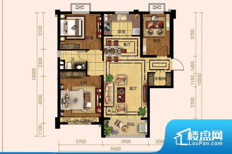 各个空间方正,后期空间利用率高。全明户型,每一个空间都带有窗户,保证后期居住时能够充分采光和透气;通透户型,保证空气能够流通起来,空气质量较好;采光较好,保证居住舒适度。厨房门对着客厅会有油烟方面的困扰,不过通风好也可以忽略。卧室作为较为重要的休息空间,尺寸合适,有利于主人更好的休息;客厅作为重要的会客空间,尺寸合适,能够保证主人会客需求。卫生间和厨房作为重要的功能区间,尺寸合适,能够很好的满足主