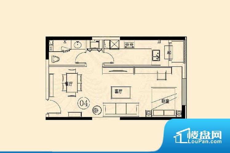 各个空间都很方正,方便后期家具的摆放。无穿堂风,室内空气无法对流,会导致过于潮湿或者干燥。无对外窗户,通风采光较差,卫生间湿气会加重,不利于身体健康。厨房在整个空间比较深的位置,一方面使用不便,另一方面使用时油烟对整个家里的空气影响较大各个功能区间面积大小都比较合理,后期使用起来比较方便,居住舒适度高。公摊相对合理,一般房子公摊基本都在此范畴。日常使用基本满足。