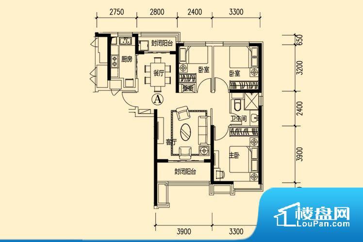 各个空间都很方正,方便后期家具的摆放。重要空间非南向或者东向,不能很好的保证采光,居住舒适度不高。厨卫等重要的使用较为频繁的空间布局合理,方便使用,并且能够保证整个空间的空气质量。客厅、卧室、卫生间和厨房等主要功能间尺寸以及比例合适,方便采光、通风,后期居住方便。公摊相对合理,一般房子公摊基本都在此范畴。日常使用基本满足。