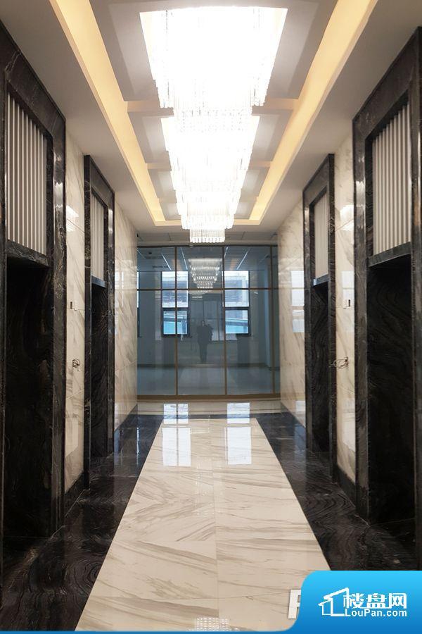 1F电梯前室