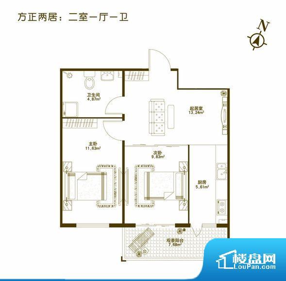 各个空间都很方正,方便后期家具的摆放。卫生间如没有窗子,可加管道通风,但是相对来说卫生间有窗户是好的情况,利于排湿,不会使湿气进到室内。卧室是休息的地方,需要安静,如果距离客厅和餐厅会有噪音,影响休息。时间长,主人容易神经衰弱。卧室作为较为重要的休息空间,尺寸合适,有利于主人更好的休息;客厅作为重要的会客空间,尺寸合适,能够保证主人会客需求。卫生间和厨房作为重要的功能区间,尺寸合适,能够很好的满足
