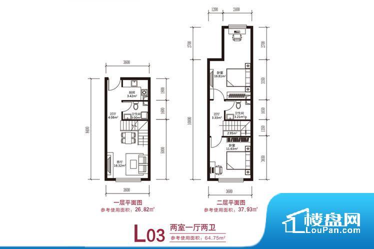 各个空间方正,后期空间利用率高。卫生间如没有窗子,可加管道通风,但是相对来说卫生间有窗户是好的情况,利于排湿,不会使湿气进到室内。卧室位置合理,能够保证足够安静,客厅的声音不会影响卧室的休息;卫生间位置合理,使用起来动线比较合理;厨房位于门口,方便使用和油烟的排出。卧室作为较为重要的休息空间,尺寸合适,有利于主人更好的休息;客厅作为重要的会客空间,尺寸合适,能够保证主人会客需求。卫生间和厨房作为重