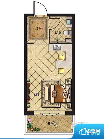 各个空间方正,后期空间利用率高。整个空间不够通透,不利于空气流通,尤其是夏天会比较热。无对外窗户,通风采光较差,卫生间湿气会加重,不利于身体健康。卧室位置合理,能够保证足够安静,客厅的声音不会影响卧室的休息;卫生间位置合理,使用起来动线比较合理;厨房位于门口,方便使用和油烟的排出。卧室作为较为重要的休息空间,尺寸合适,有利于主人更好的休息;客厅作为重要的会客空间,尺寸合适,能够保证主人会客需求。卫