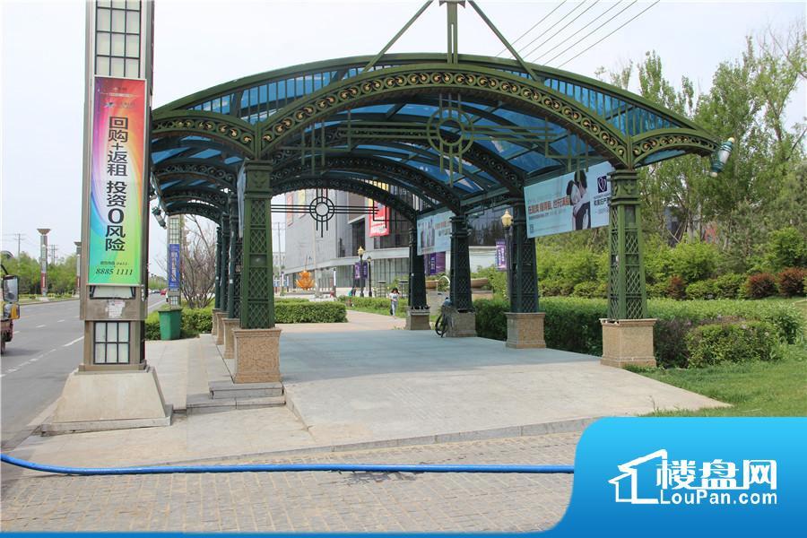 项目周围公交站(2015-06-02)
