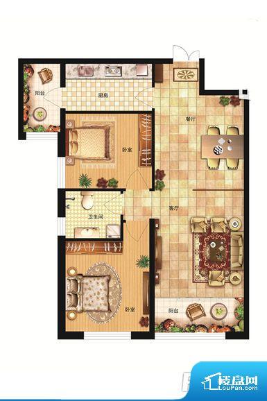 各个空间都很方正,方便后期家具的摆放。整个空间不够通透,不利于空气流通,尤其是夏天会比较热。卧室位置合理,能够保证足够安静,客厅的声音不会影响卧室的休息;卫生间位置合理,使用起来动线比较合理;厨房位于门口,方便使用和油烟的排出。卧室作为较为重要的休息空间,尺寸合适,有利于主人更好的休息;客厅作为重要的会客空间,尺寸合适,能够保证主人会客需求。卫生间和厨房作为重要的功能区间,尺寸合适,能够很好的满足