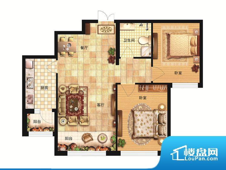 各个空间方正,后期空间利用率高。整个空间不够通透,不利于空气流通,尤其是夏天会比较热。无对外窗户,通风采光较差,卫生间湿气会加重,不利于身体健康。厨房门朝向客厅,做饭时油烟对客厅影响较大。客厅、卧室、卫生间和厨房等主要功能间尺寸以及比例合适,方便采光、通风,后期居住方便。公摊相对合理,一般房子公摊基本都在此范畴。日常使用基本满足。