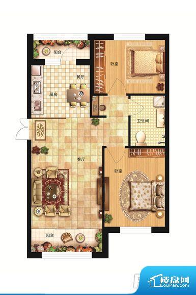 整个空间方正,拐角少,后期利用难度低,提升整个空间的利用率。卫生间无对外窗户,采光不好,不利于后期使用过程中的排风透气。厨房门朝向客厅,做饭时油烟对客厅影响较大。各个功能区间面积大小都比较合理,后期使用起来比较方便,居住舒适度高。公摊相对合理,一般房子公摊基本都在此范畴。日常使用基本满足。