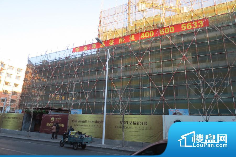项目在建工程外景(2015-02-02)