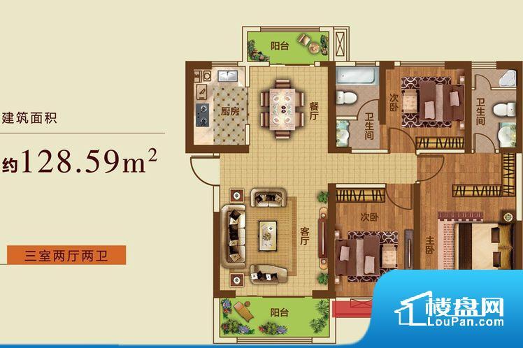 整个空间方正,拐角少,后期利用难度低,提升整个空间的利用率。全明户型,每一个空间都带有窗户,保证后期居住时能够充分采光和透气;通透户型,保证空气能够流通起来,空气质量较好;采光较好,保证居住舒适度。厨卫等重要的使用较为频繁的空间布局合理,方便使用,并且能够保证整个空间的空气质量。客厅、卧室、卫生间和厨房等主要功能间尺寸以及比例合适,方便采光、通风,后期居住方便。公摊高于15%且低于25%,整体得房