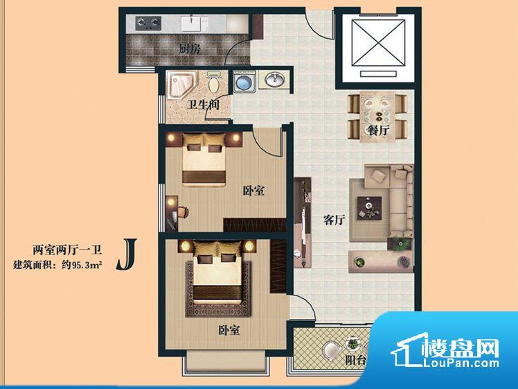 各个空间都很方正,方便后期家具的摆放。全明通透的户型,居住舒适度较高。整个空间有充足的采光,这一点对于后期居住,尤其重要。厨卫等重要的使用较为频繁的空间布局合理,方便使用,并且能够保证整个空间的空气质量。客厅、卧室、卫生间和厨房等主要功能间尺寸以及比例合适,方便采光、通风,后期居住方便。公摊相对合理,一般房子公摊基本都在此范畴。日常使用基本满足。