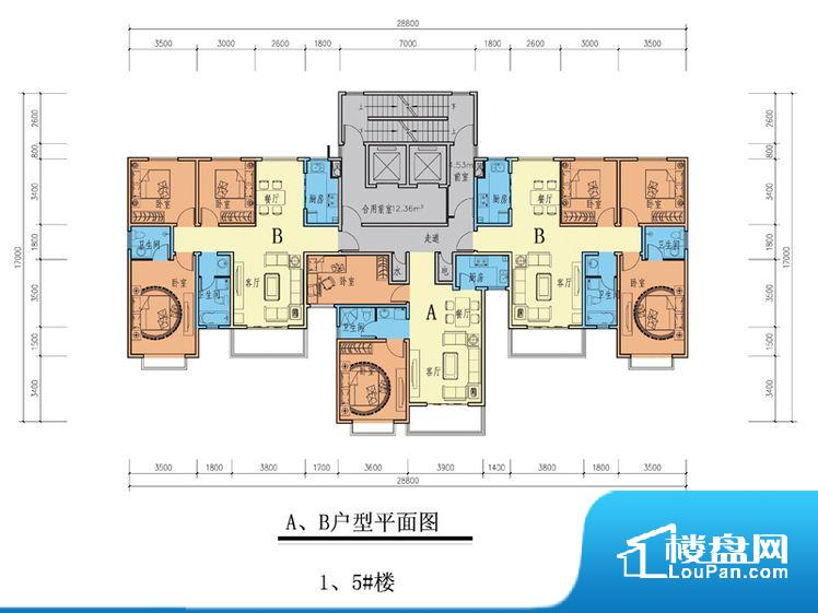 各个空间方正,后期空间利用率高。整个空间采光很好,主卧和客厅均能够保证很好的采光;并且能真正做到全明通透,整个空间空气好。厨卫等重要的使用较为频繁的空间布局合理,方便使用,并且能够保证整个空间的空气质量。客厅、卧室、卫生间和厨房等主要功能间尺寸以及比例合适,方便采光、通风,后期居住方便。公摊相对合理,一般房子公摊基本都在此范畴。日常使用基本满足。