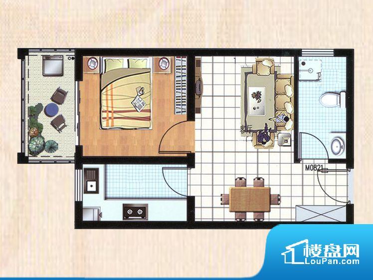 各个空间方正,后期空间利用率高。全明通透的户型,居住舒适度较高。整个空间有充足的采光,这一点对于后期居住,尤其重要。卧室位置合理,能够保证足够安静,客厅的声音不会影响卧室的休息;卫生间位置合理,使用起来动线比较合理;厨房位于门口,方便使用和油烟的排出。各个功能区间面积大小都比较合理,后期使用起来比较方便,居住舒适度高。公摊相对合理,一般房子公摊基本都在此范畴。日常使用基本满足。