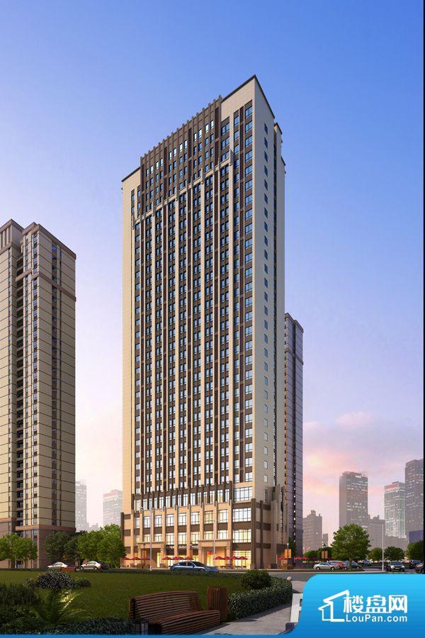 长沙最高楼效果图_长沙碧桂园星城首府效果图_实景图_样板间-长沙楼盘网