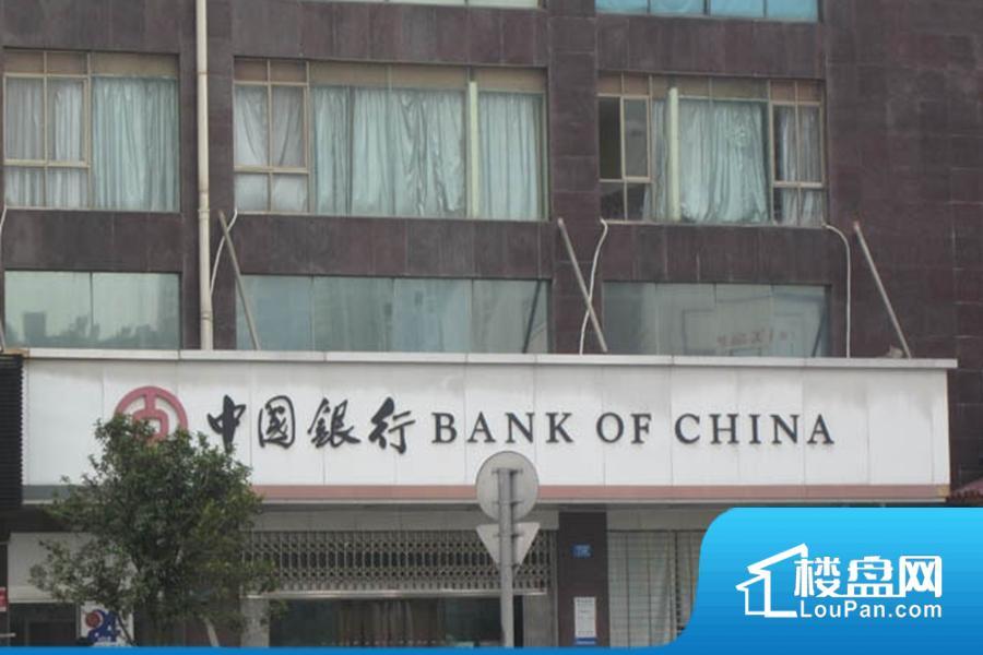 周边中国银行