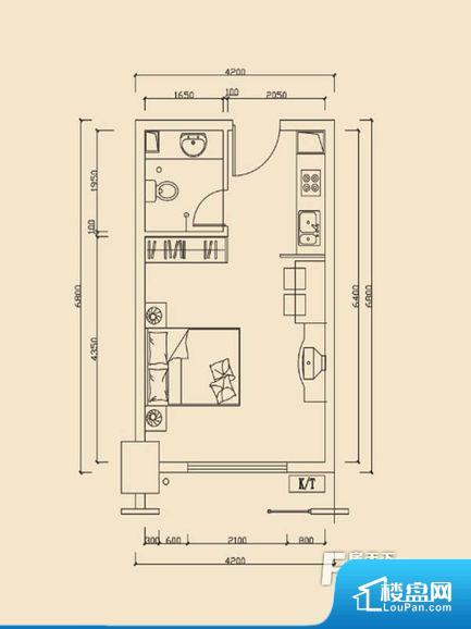 各个空间方正,后期空间利用率高。整个空间采光很好,主卧和客厅均能够保证很好的采光;并且能真正做到全明通透,整个空间空气好。卫生间门朝向人较多的区域,导致区域空气不好,舒适度差。厨房门朝向,做饭产生油烟和噪音对客厅有影响。卫生间太小,无法正常使用,对后期生活造成很大影响。厨房面积小,做饭会比较拥挤,设施的摆放也是个问题。公摊相对合理,一般房子公摊基本都在此范畴。日常使用基本满足。