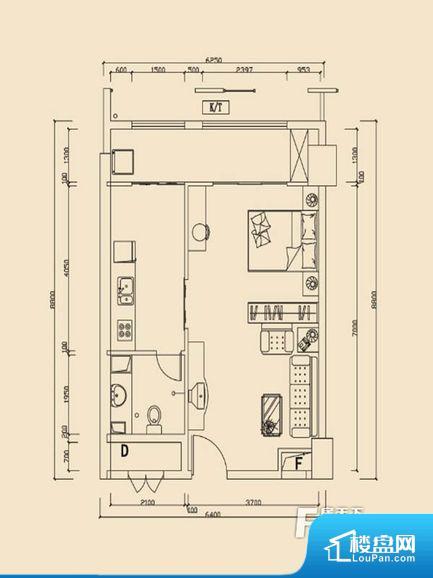 整个空间方正,拐角少,后期利用难度低,提升整个空间的利用率。全明通透的户型,居住舒适度较高。整个空间有充足的采光,这一点对于后期居住,尤其重要。卧室门朝向客厅,外人可以一目了然的看到卧室,私密性较差。卫生间对餐厅是不太卫生,而且又会有细菌。对着客厅也不太好,有种不太礼貌的感觉。如此感觉户型设计上有硬伤。厨房门朝向,做饭产生油烟和噪音对客厅有影响。客厅面宽太窄,空间上会感觉过于压抑和局促,采光有影响