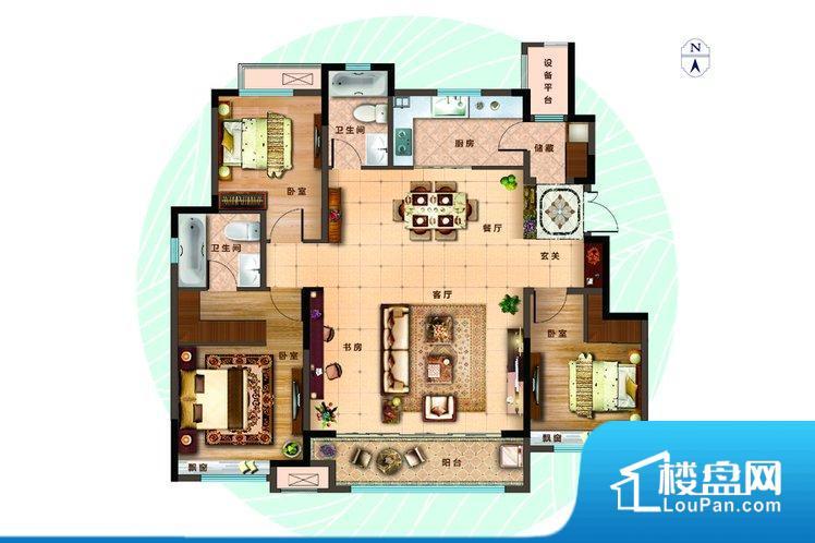 各个空间都很方正,方便后期家具的摆放。全明户型,每一个空间都带有窗户,保证后期居住时能够充分采光和透气;通透户型,保证空气能够流通起来,空气质量较好;采光较好,保证居住舒适度。卫生间作为重要的空间,距离较远,不方便主人使用。卧室作为较为重要的休息空间,尺寸合适,有利于主人更好的休息;客厅作为重要的会客空间,尺寸合适,能够保证主人会客需求。卫生间和厨房作为重要的功能区间,尺寸合适,能够很好的满足主人